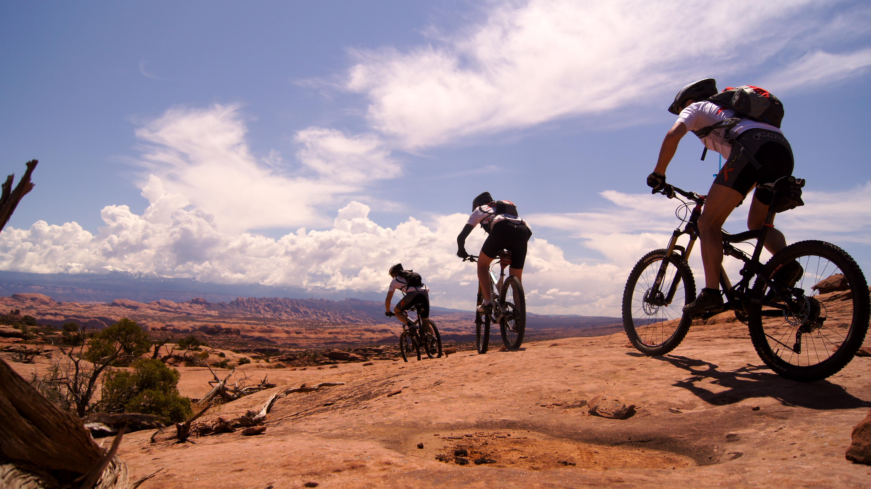 Moab et ses trails incrayables